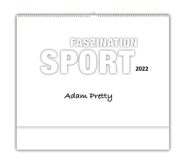 """Cover """"Faszination Sport 2022"""""""