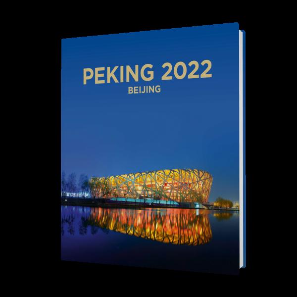 "Cover ""Olympische Spiele Peking 2022"""