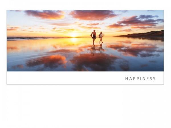 """Grußkarte """"Happiness"""""""