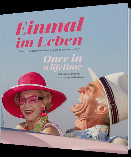 "Cover ""Einmal im Leben"""