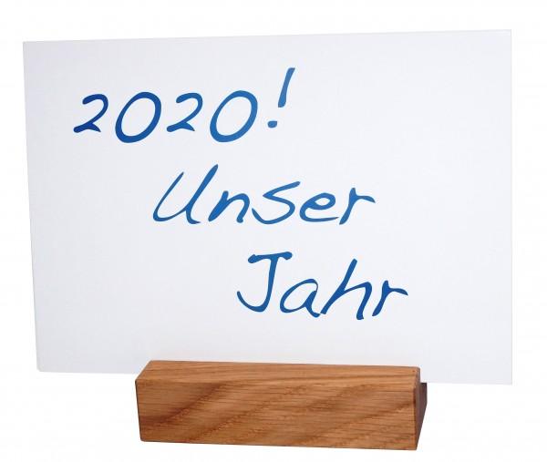 """Tischkalender """"Unser Jahr 2020"""""""