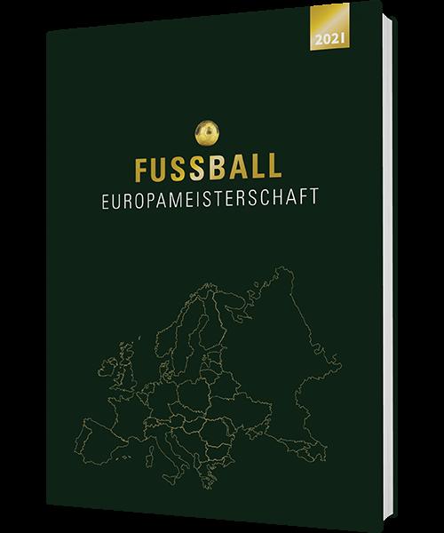 """Cover """"Fußball EM 2021 GOLD"""""""
