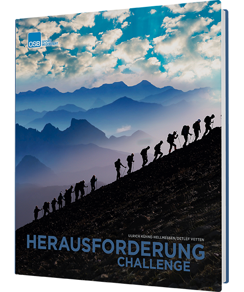 """Cover """"Herausforderung"""""""