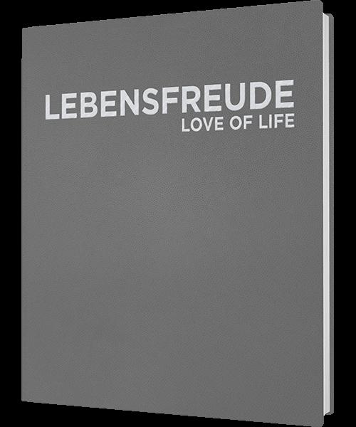 "Cover ""Lebensfreude GOLD"""