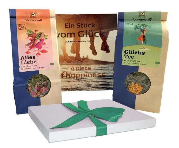 """Exklusive Geschenkbox """"Glücksmoment"""""""