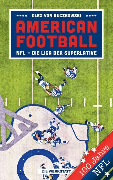 "Cover ""American Football - NFL die Liga der Superlative"""