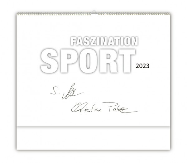 """Cover """"Faszination Sport 2023"""""""