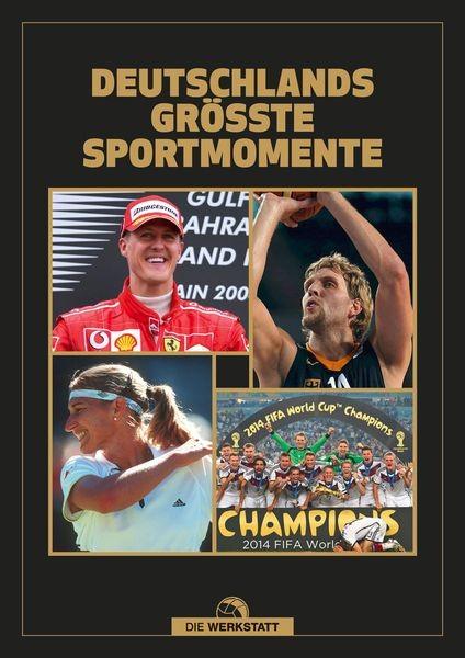 """Cover """"Deutschlands Größte Sportmomente"""""""