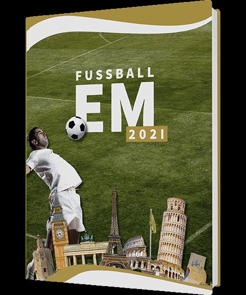 """Cover """"Fußball EM 2021"""""""