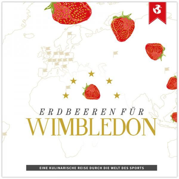 """Reiseführer """"Erdbeeren für Wimbledon"""""""