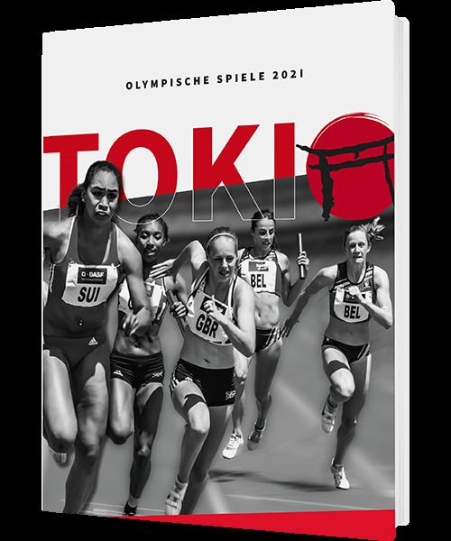 "Cover ""Tokio 2021"""