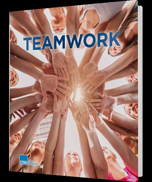"Cover ""Teamwork"""