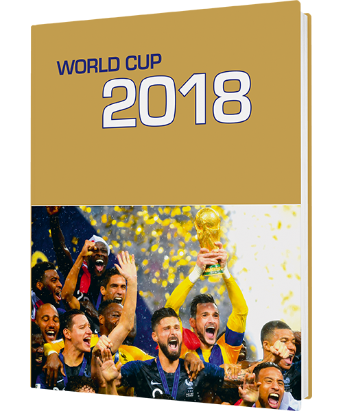"Cover ""World Cup 2018"""